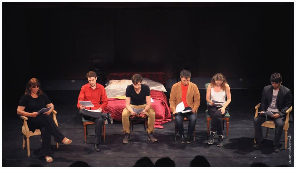 Breaking Philip Glass, Israel Horovitz, Contrepoint Théâtre, Maison des Arts Cabriès