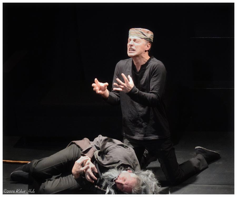 Lebensraum, Israel Horovitz, Contrepoint Théâtre, Maison des Arts Cabriès